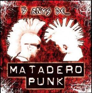 portada recopilatorio matadero punk