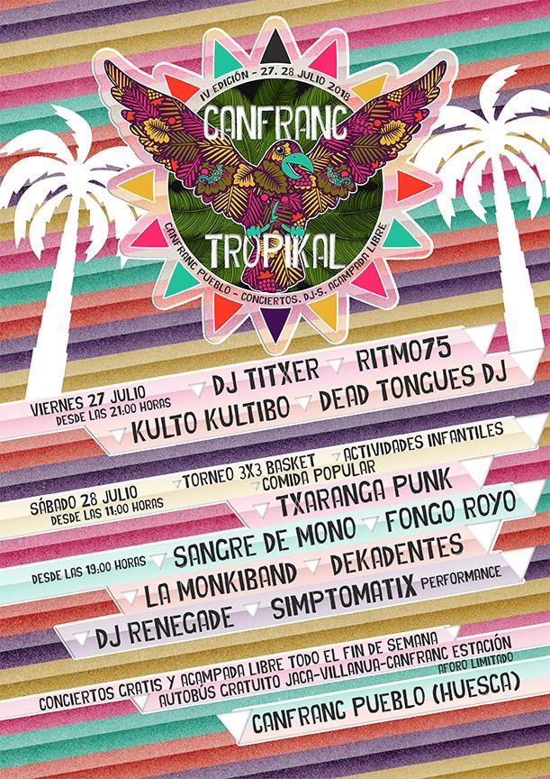 Canfranc Tropical